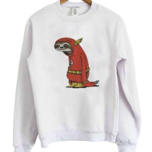 Flash Sloth Sweatshirt