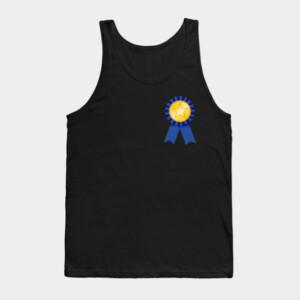 1st place medal t-shirt Tank Top