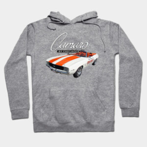 1969 Chevy Camaro Pace CAr Hoodie