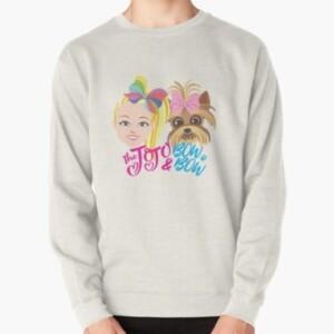 The Jojo Siwa and Bowbow Sweatshirt