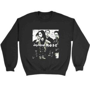 1993 Depeche Mode Devotional Tour Sweatshirt Sweater