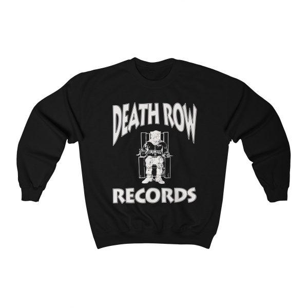 Death Row Records 2Pac Dr Unisex Sweatshirt