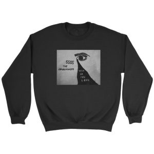 5sos Ft The Chainsmokers Who Do You Love Poster Sweatshirt