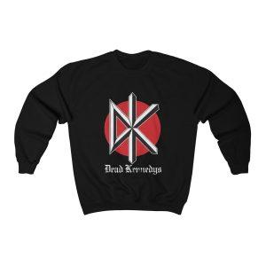 Dead Kennedys M 1997 Punk Rock Band Double Sided Tour Misfits Unisex Sweatshirt